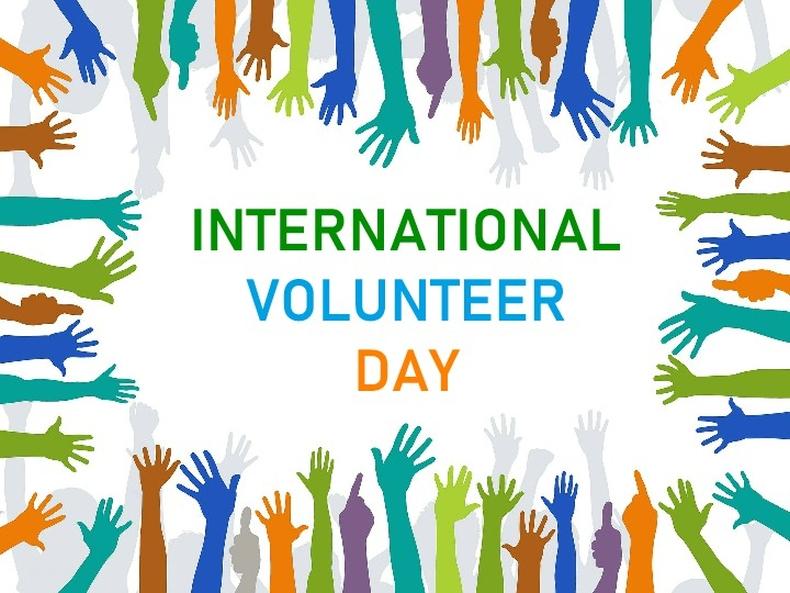 Želimo vam sretan Međunarodni dan volontera!