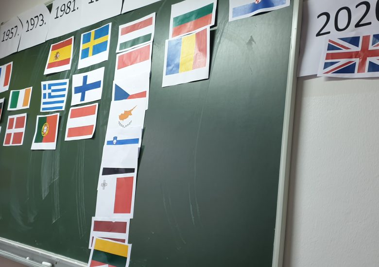 Učenici grada Karlovca upoznali prednosti Europske unije