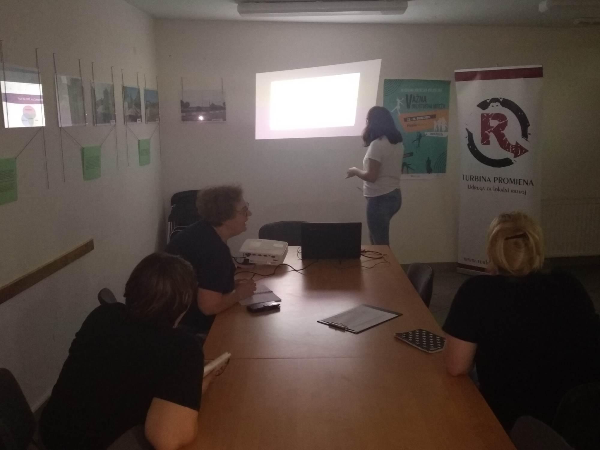 """Održana edukativna radionica """"Zakon o volonterstvu"""" u sklopu obilježavanja kampanje Hrvatska volontira 2020."""
