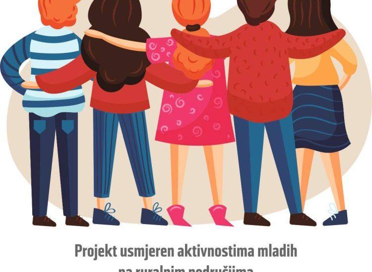 """Završetak Projekta usmjerenog aktivnostima mladih na ruralnim područjima """"Mladi za mlade"""""""